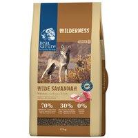 real nature wilderness wide savannah wildschwein mit lamm. Black Bedroom Furniture Sets. Home Design Ideas