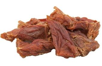Gesunde Snacks aus Trockenfleisch