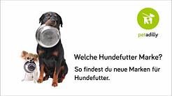 Welche Hundefutter-Marke?