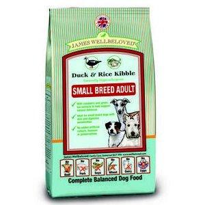 Small Breed Adult Hunde Trockenfutter 2 X 5 Kg