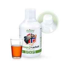 AniForte Omega 3-Lachsöl