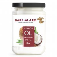BARF-Alarm 100% Bio Kokosöl kaltgepresst