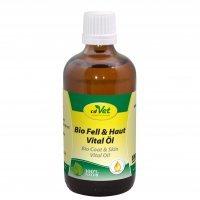cdVet Bio Fell & Haut Vital Öl