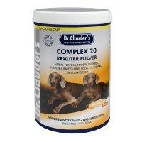 Dr. Clauders Complex 20 Kräuter Pulver