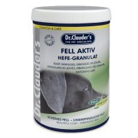 Dr. Clauders Fell Aktiv Hefe-Granulat