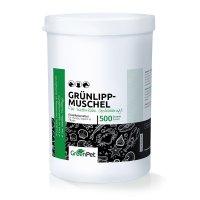 GreenPet Grünlippmuschel Pulver