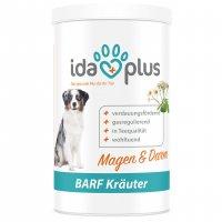 idaplus BARF Kräuter Magen & Darm Nahrungsergänzung (100% natürlich)