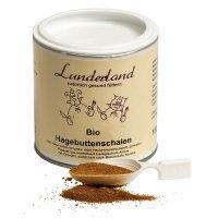 Lunderland Bio-Hagebuttenschalen