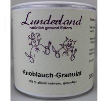 Lunderland Bio Knoblauch-Granulat