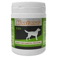 Montanus Vits, Vitamin-Hefe-Tabletten für Hunde