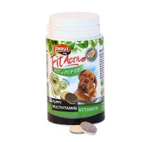 Panzi FitActive FitActive Fit-a-Pup Up Multivitamin