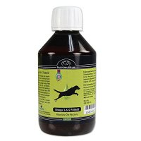 Schecker DOGREFORM Omega-6-plus-3- Futteröl
