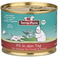 Terra-Pura Fit in den Tag 100% Bio