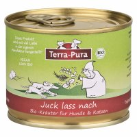Terra-Pura Juck lass nach 100 % Bio