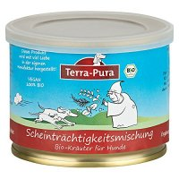 Terra-Pura Scheinträchtigkeitsmischung Kräutermischung 100 % Bio
