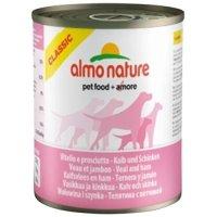 Almo Nature Classic Adult Kalb und Schinken