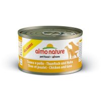 Almo Nature Classic Adult Thunfisch und Huhn