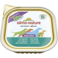 Almo Nature Daily Menu Bio Pate Lamm