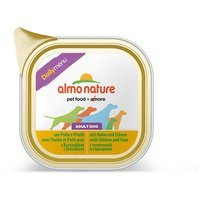 Almo Nature Daily Menu Huhn & Erbsen