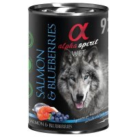 alpha spirit Salmon & Blueberries