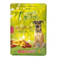 alsa natural Love Ente & Hirse mit Reis und Ananas