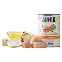 alsa nature Junior Huhn mit Pastinake & Apfel
