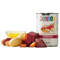 alsa nature Junior Rinderherz mit Kartoffel & Möhre