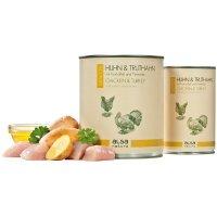 alsa nature Senior Huhn & Truthahn mit Kartoffel und Petersilie