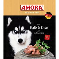 Amora Fleisch pur Kalb und Ente