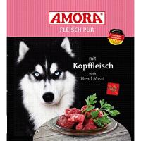 Amora Fleisch Pur mit Kopffleisch