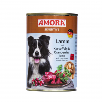 Amora Sensitive Lamm mit Kartoffeln & Cranberries