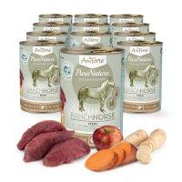 AniForte PureNature Ranch Horse - Pferd mit Süßkartoffeln & Äpfeln