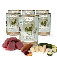 AniForte PureNature WildForest Wild mit Zucchini