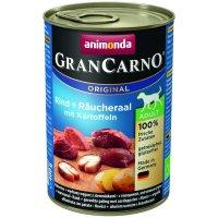 animonda GranCarno Adult mit Räucheraal + Kartoffeln