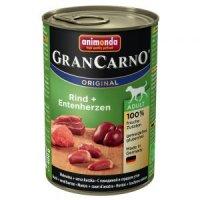 animonda GranCarno Original Adult Rind & Entenherzen