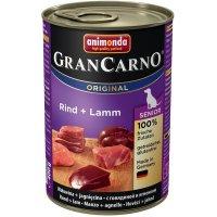 animonda GranCarno Senior Rind & Lamm