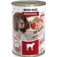 BEWI DOG Fleischkost reich an Kalb