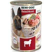 BEWI DOG Fleischkost reich an Lamm