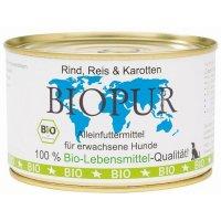 BIOPUR Adult Rind, Reis & Karotten