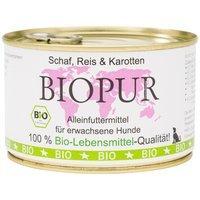 BIOPUR Adult Schaf, Reis, Karotten