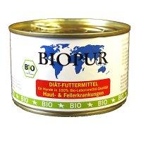 BIOPUR Diät Futtermittel bei Haut- und Fellerkrankungen