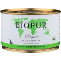 BIOPUR Vegan Reis & Karotten