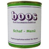 Boos Schaf Menü