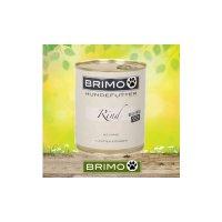 Brimo Rind mit Hirse, Karotten & Erbsen