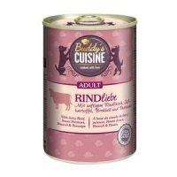 Buddys Cuisine Adult Rindliebe - Rindfleisch, Süßkartoffel, Brokkoli & Pastinake