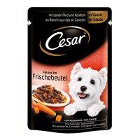 Cesar Feines mit Rind & Karotten in Sauce