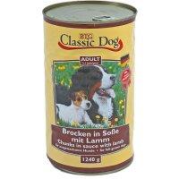 Classic Dog Adult Brocken in Soße mit Lamm