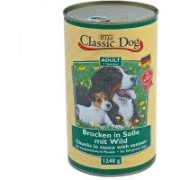 Classic Dog Adult Brocken in Soße mit Wild