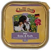 Classic Dog Adult Ente & Kalb