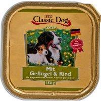 Classic Dog Adult Geflügel & Rind